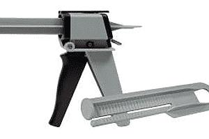 Doseerpistool voor 2 componenten hybride lijm